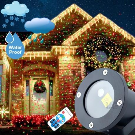 Lazerinis lauko projektorius L05 Pro | Kalėdinis lauko lazeris