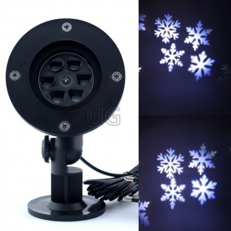 Lazerinis lauko projektorius L11W | Kalėdinis lauko lazeris