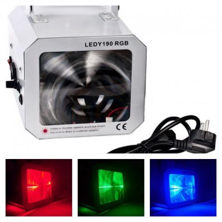 Šviesos efektas Cyclop   Šviesos projektorius vakarėliams